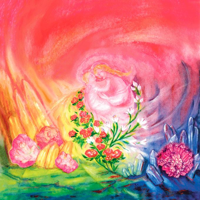 Entre les roses et les Lys