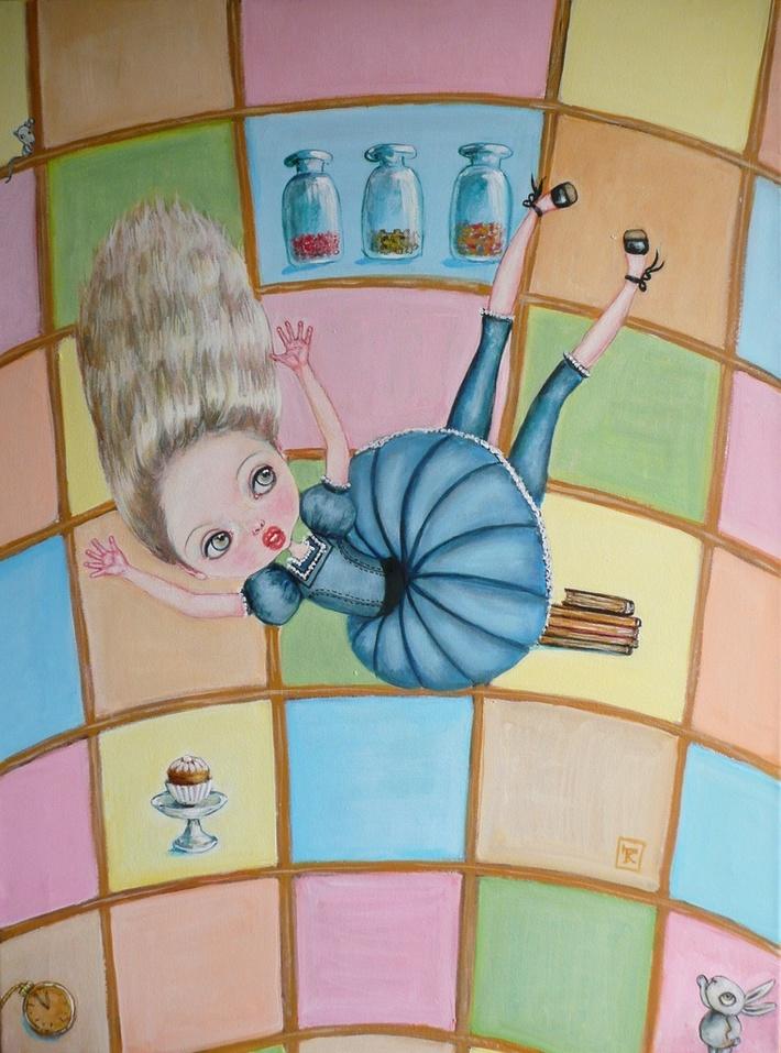 W Alice tombe...