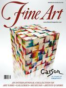 Fine Art Magazine - New York - Winter 2012-2013