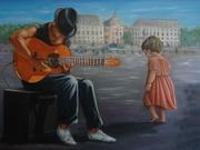 L'enfant et le Guitariste El Kado
