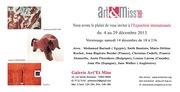 exposition à la GALERIE ART'et MISS