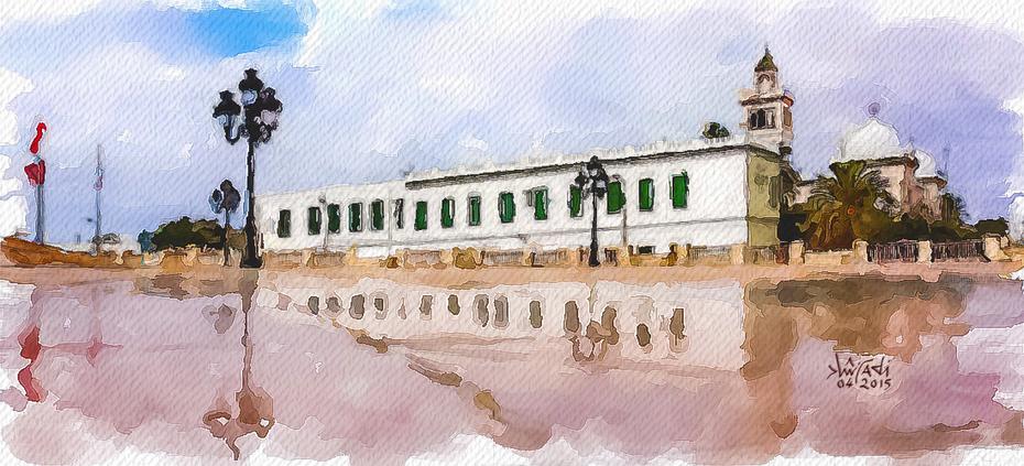 Collège Sadiki - Tunis
