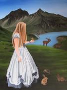 La jeune fille au coeur noble ; l'amie des animaux