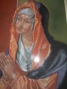Vierge Marie en prière