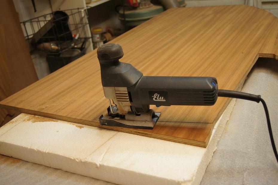 Tips för sågning plexi o plywood