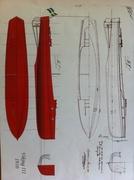 Viking III halvmodell