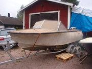 Mina båtar