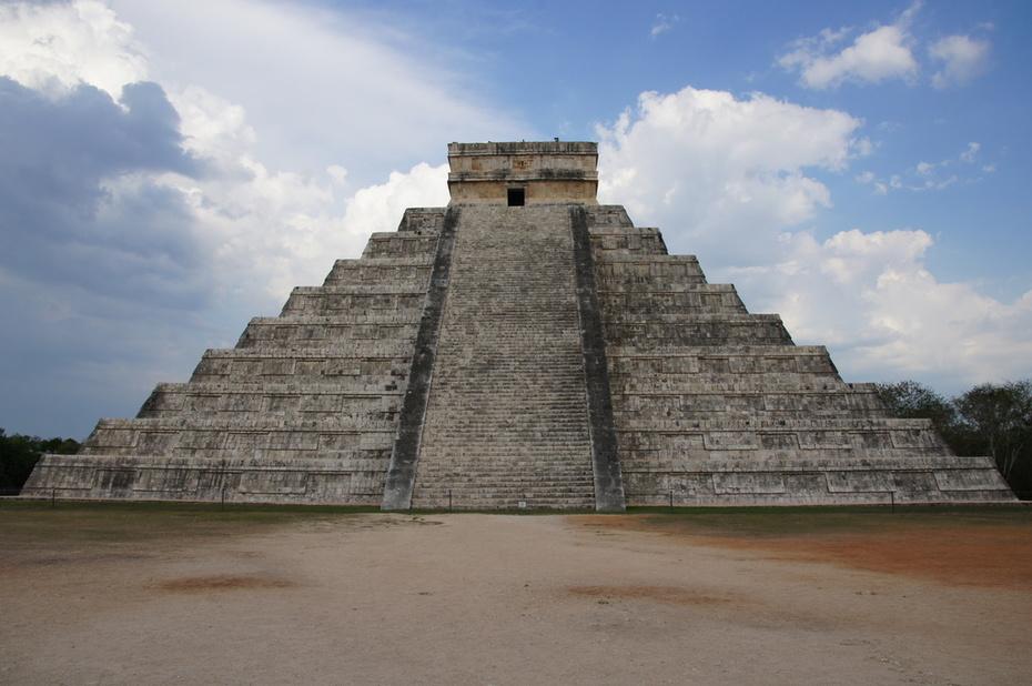 Chichén Itzá, Yuc.