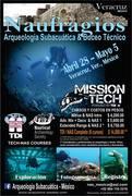 Naufragios Arqueología Subacuática & Buceo Técnico