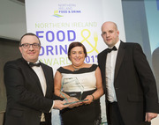 safefood - Northern Ireland Food and Drink Awards - March 2017