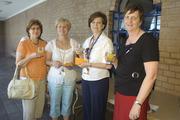 Anneline van der Gryp, Magda Engelbrecht, Diana Gerritsen and Salomie Stolz