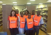 University of Johannesburg Open Access Coordinators - 2012