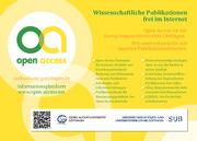 OA-Week 13 Uni Göttingen Postcard
