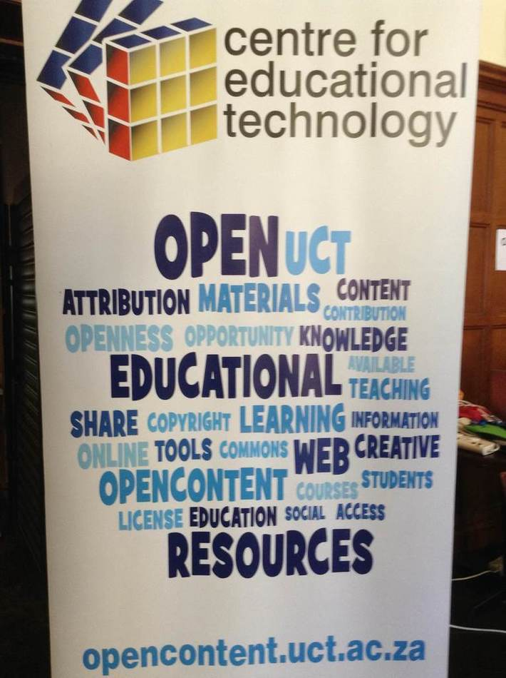OpenUCT Banner