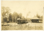 High Shoals Depot 1905 Chambers' Collection