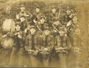 The High Shoals Band in the early 1900s