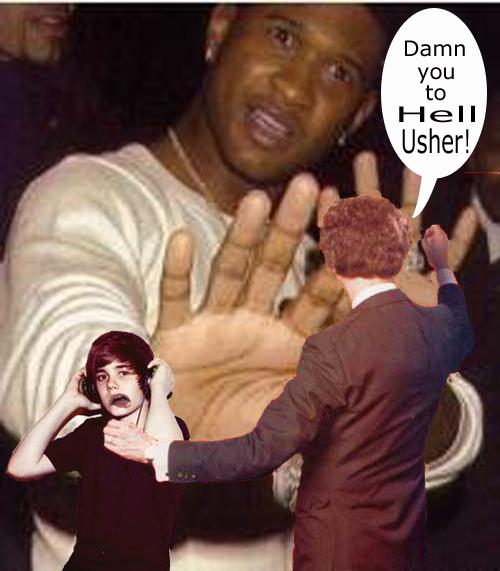 Usher Must Die