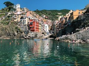 One of five in Cinque Terre