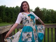 "The ""Undying Love"" Apron"