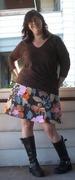 Yabba Dabba Do Skirt