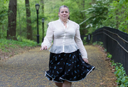"""The """"Dragonfly"""" Circle Skirt"""