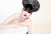 ALLURE couture saucer