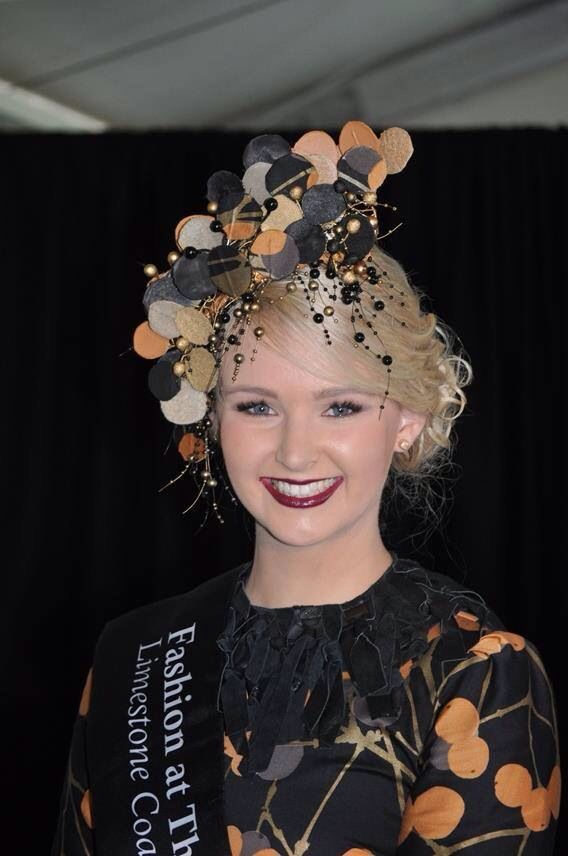 South Australia state fashion final at the races