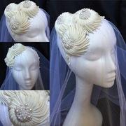 Mia - bridal headpiece