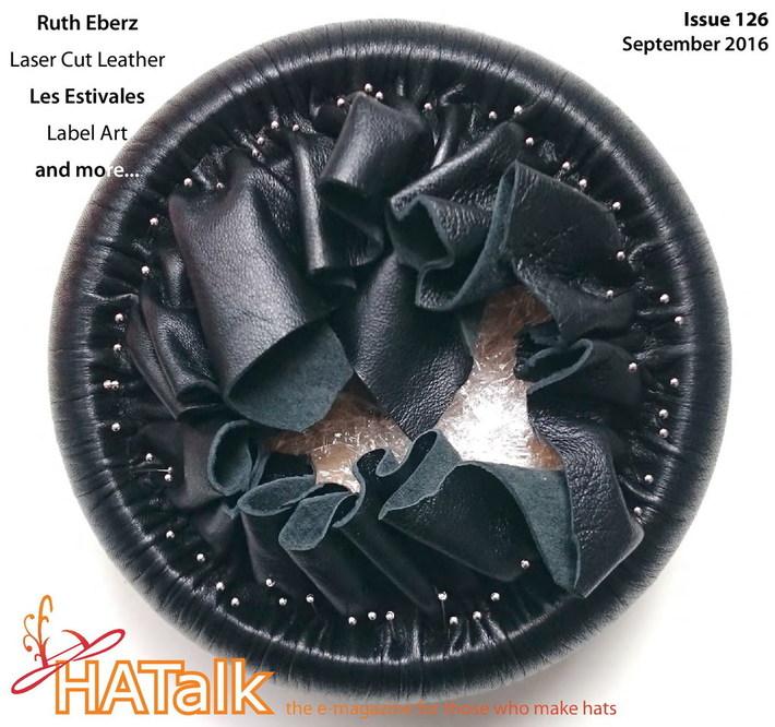 HATalk- Front Cover: Sept 2016
