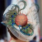 Royal Ascot headpiece