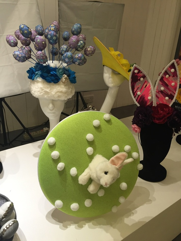 Easter Hat Collection
