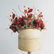 Natalia Royal Cherry Crown