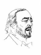 IN MEMORIAM Luciano Pavarotti ( 12 oct.1935 - 6 sept. 2007)