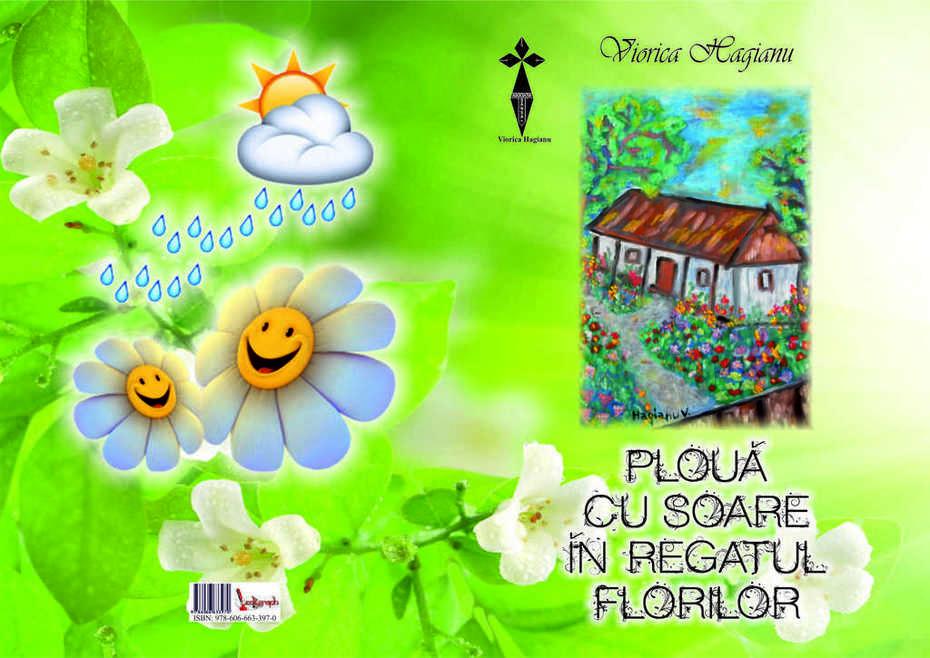 Coperta - Plouă cu soare în Regatul Florilor - pentru BT