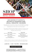 Shop Center City Retail Summit