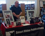 Weldon Burge, Executive Editor/Founder of Smart Rhino Publications
