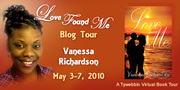 Love Found Me Blog Tour