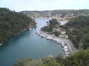 Gaios, Paxos, Greece, 2011 During Research For 'Sicilian Channel'