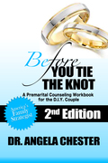 Before You Tie The Knot: A Premarital Counseling Workbook for the D.I.Y. Couple (2nd Edition)