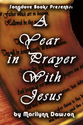 A Year In Prayer With Jesus - Front Cover
