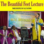 Beautiful Feet Lecture