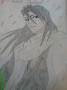 Byakuya från Bleach