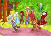 Ray Trapt In Wonderland