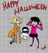 Very Scary Halloween Picture
