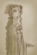 Porträtt - Elanor