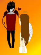 Djävulskärlek och Änglakärlek