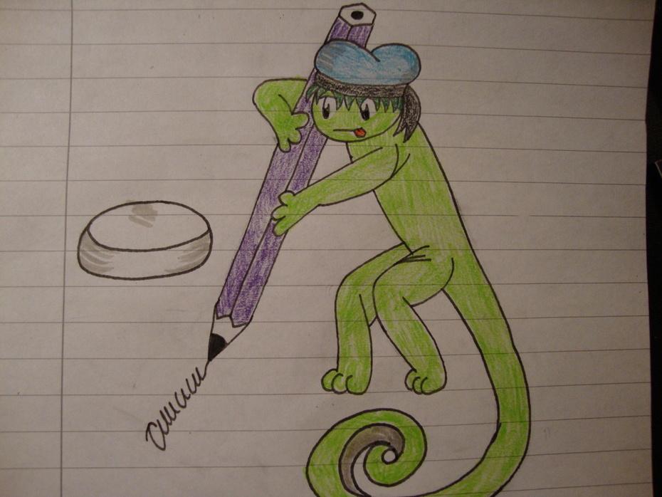 teckning 6