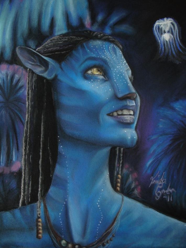Självporträtt som avatar