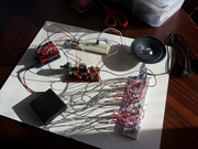Slutgiltig ljudanläggning för Transistor