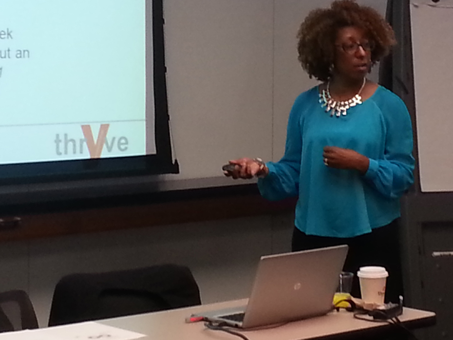May 8, 2015 Tutor/Mentor Conference-workshop by YWCA